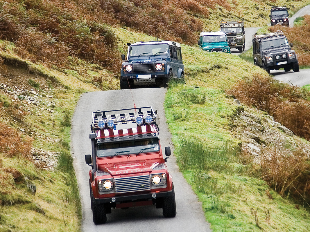 britpart land rover picture