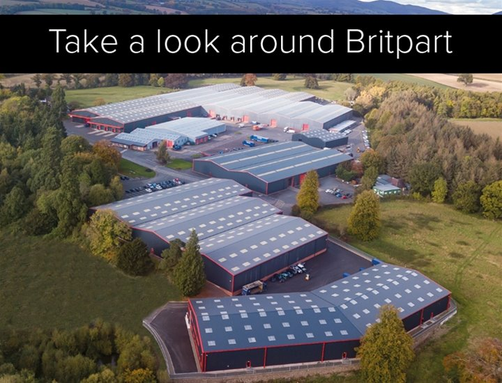 High Quality Land Rover Parts & Accessories UK | Britpart
